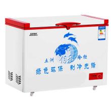 Однорычажный холодильник с морозильной камерой