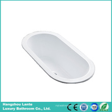 Factory Cheap Acrylic Bulit- in Tub (LT-2P)