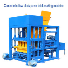 QTF4-25 low price fully automatic hydraulic cement block moulding machine in ghana