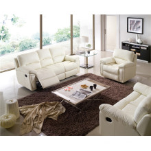 Sofá reclinable eléctrico USA L & P Mechanism Sofa Down Sofa (896 #)