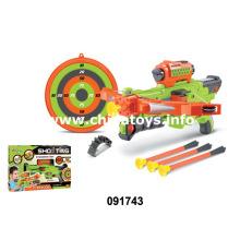 Novo plástico brinquedo Crossbow Set Gun Toy (091743)