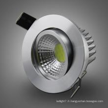 Ampoule LED Downlight Light COB LED Ampoule LED