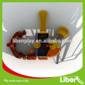 Pirate Ship Outdoor Play System avec toboggan à tube