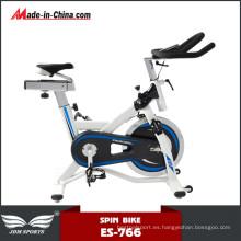 Venta caliente Body Sculpture Vertical Spinning Bike para Fitness