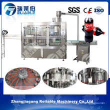 Plastic Bottle Carbonated Soft Drinks Bottling Machine (for Sale)
