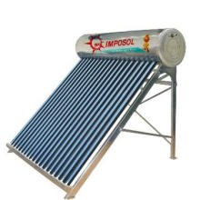 Vacuum Tube Solar Water Heater--Integrated Solar Water Heater