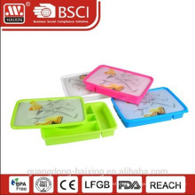 Hot sale and good quality Plastic Cutlery Holder with cover