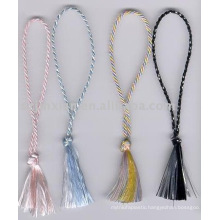 2015 nylon colorful tassel