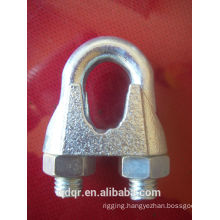 Galvanized Malleable Din741 Wire Rope Clip--Qingdao Rigging