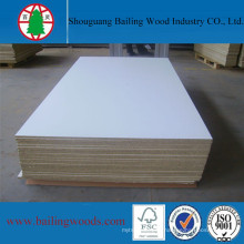 2 Sides Melamine White Chipboard with Cheap Price