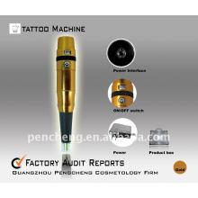 Equipamento profissional de tatuagem de caneta de maquiagem profissional