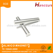 Factory direct wholesale New product Cast sintered Alnico bar magnets