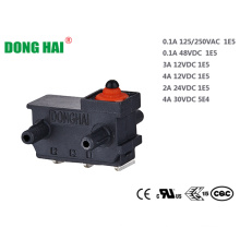 Linke PCB-Klemmen IP67 Micro Switch