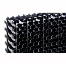 Rejillas de entrada de aire para torres de enfriamiento