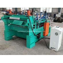 Máquina de endireitamento automático de comprimento para corte