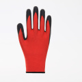 Hot Latex Top Breathable Coated Safety Gloves