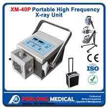 X-ray Serie tragbare High Frequency x-ray Maschine Xm-P40A