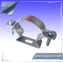 Adjustable hose clamp