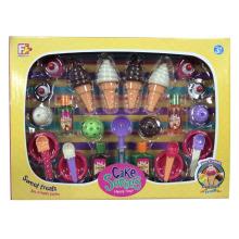 Os brinquedos maravilhosos do terno do gelado para miúdos
