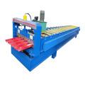 Hydraulic IBR Metal Sheet Roof Roll Forming Machine
