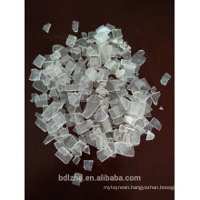 bulk water soluble solid acrylic resin