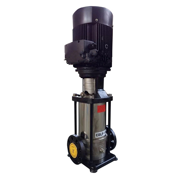 QDL light multistage centrifugal pump light multistage pump 0_