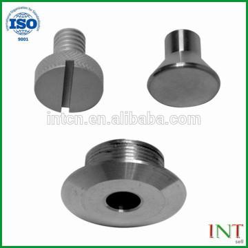 CNC piezas de metal de acero