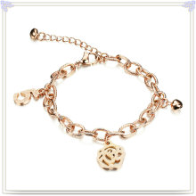 Fashion Jewelry Fashion Bracelet Stainless Steel Bracelet (HR708)