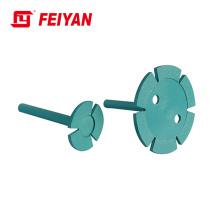 Electroplated Axial Blade For Marble,Shank Sculpture Cutters