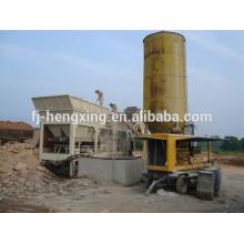 Стационарная установка для смешивания грунта серии WCB Стабилизированный завод по смешению грунта