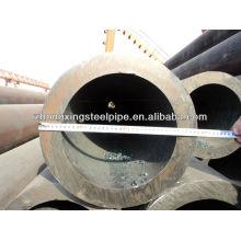 Tubo de aço cromo AISI 4140 liga sem costura