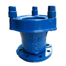 Ductile iron pipe grooved fitting rigid pipe fitting coupling concrete pipe couplings