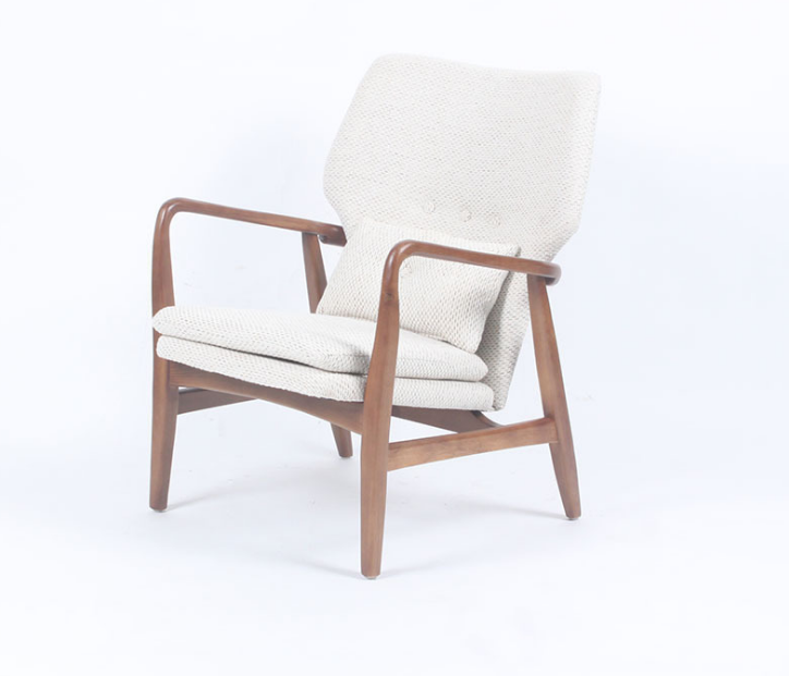 Wool Blend Carlo Chair