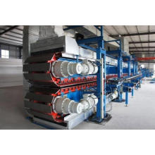 Polyurethane Continuous Sandwich Panel Machine with high quality
