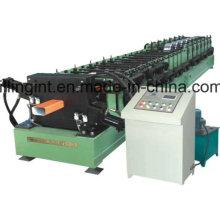 Roda de Downpipe de aço popular que dá forma à linha de máquina, de alta velocidade, controle do PLC