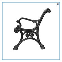 Casting Iron Garden Chair Leg, Bench Leg