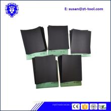 Schleifpapier / Schleifpapier / Schleifblatt zum Polieren