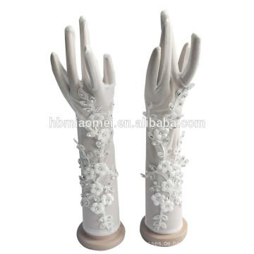 2017 neue Mode Hochzeit Handschuhe für Blumenmädchen