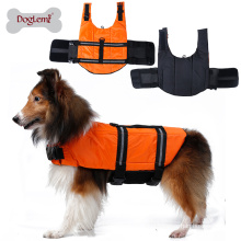 Float Dog Life vest Dog Flotation Coat Dog Swimming Vest Pet Saver