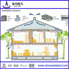 Casas de la estructura de la luz del panel solar (SH-009)