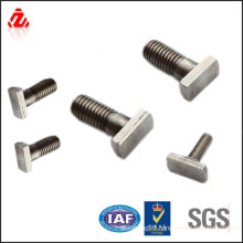 Custom stainless steel t bolt