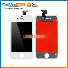 Alta calidad para el iphone 4s LCD completa para iphone 4s LCD reemplazo para iphone 4s LCD Digitalizador