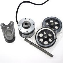 Encoder rotativo absoluto incremental de la rueda de Yumo Isa5208 de la serie 52m m 8m m