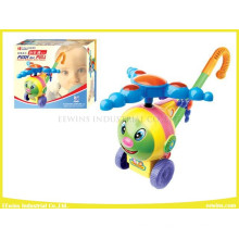 Push Pull Toys Lighting Helicopter