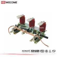 KEMA Testou Switchgear de Média Tensão 12KV 630A JN15 Interruptor de Terra Elétrico