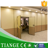 Banquet hall sound proof (acousti seal) operable partitions