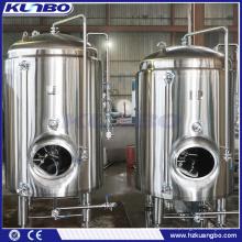 Tanque de água fria CLT da camada de KUNBO que isola para o equipamento da fabricação de cerveja de cerveja