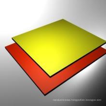 PE or PVDF coating cladding ACP ACM Aluminum Composite Panel