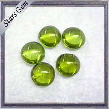 Natural Peridot Stone for Jewelry