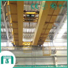 Explosion Proof Electric Double Girder Bridge Crane 16/3 Ton